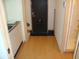 居室ゆとりの玄関スペース