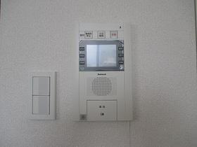 居室TVモニターフォン