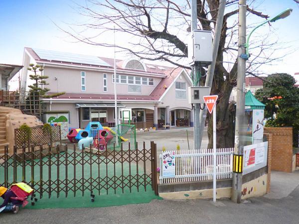 現地周辺玉川中央幼稚園