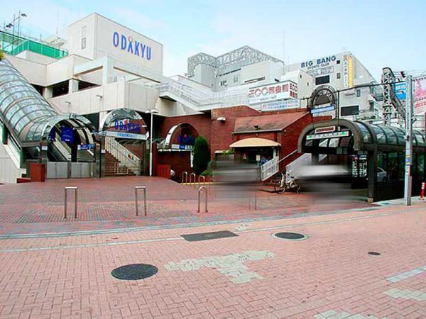 現地周辺町田駅 小田急線
