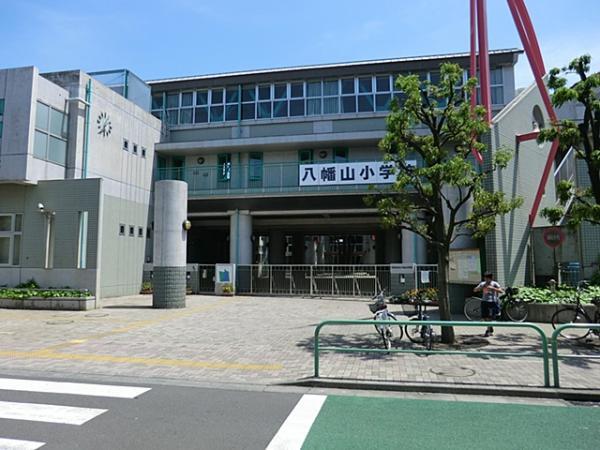 現地周辺世田谷区立八幡山小学校