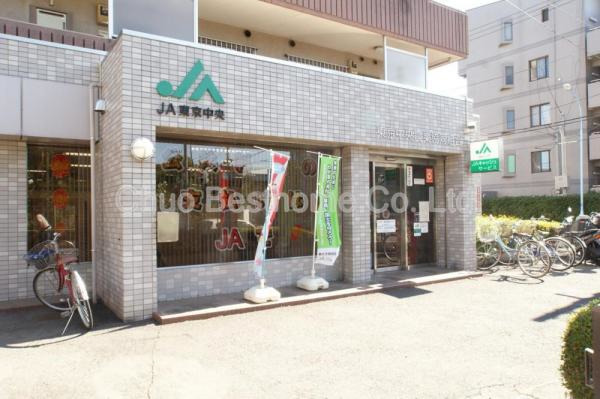 現地周辺JA東京中央井荻支店
