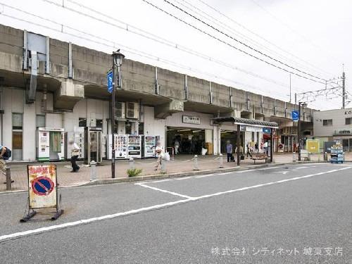 現地周辺総武・中央緩行線「下総中山」駅