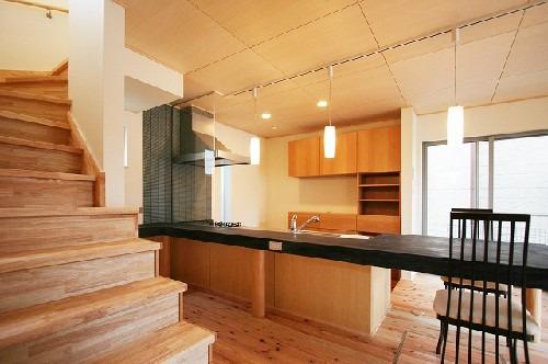 その他参考プラン当社自由設計施工例:キッチン