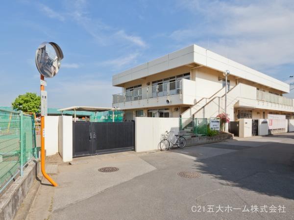 現地周辺新松戸北保育所 170m