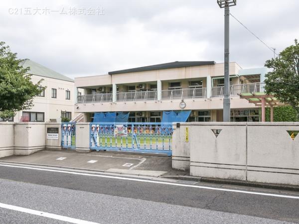 現地周辺早稲田保育所 1500m