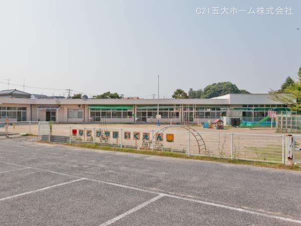現地周辺名戸ヶ谷保育園 780m