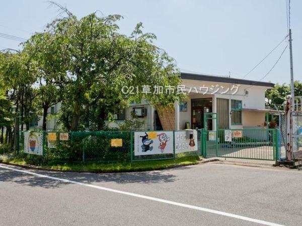 現地周辺幼稚園・保育園 450m