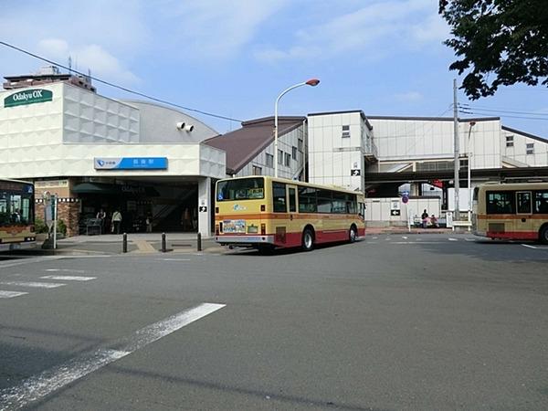 現地周辺長後駅(小田急江ノ島線) 843m