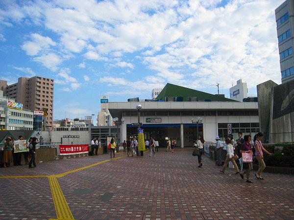 現地周辺藤沢駅北口1 1631m