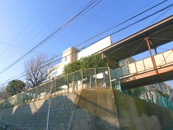 現地周辺長沢小学校