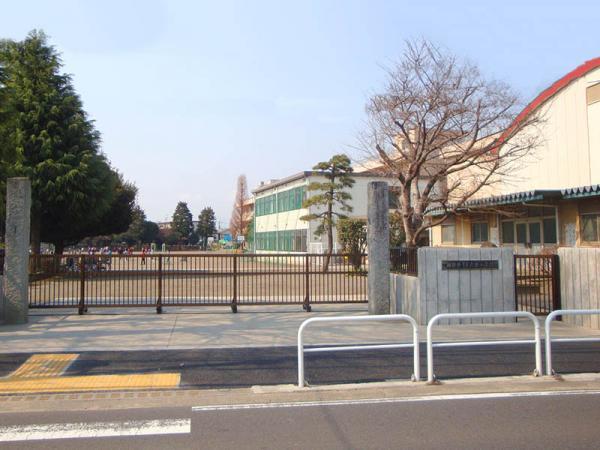 現地周辺大野小学校