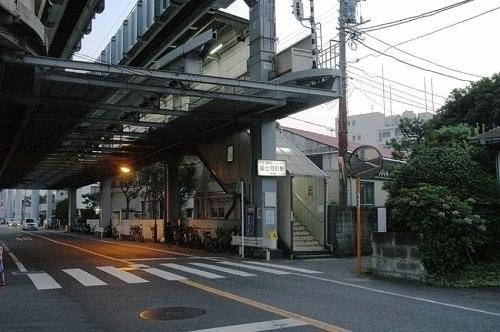 その他その他:湘南モノレール富士見町駅