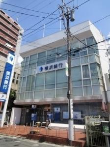 現地周辺横浜銀行長後支店 1058m