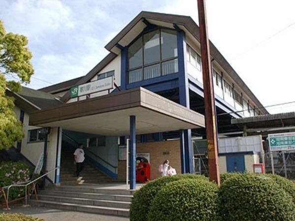 現地周辺寒川駅(JR相模線) 1827m