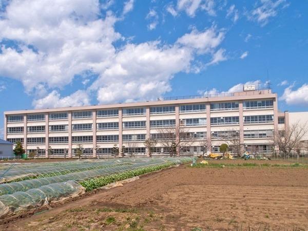 現地周辺茅ヶ崎市立萩園中学校 949m