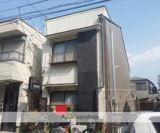 京都 徒歩12分 1階 1DK 賃貸一戸建て