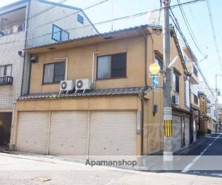 京都 徒歩10分 2階 1R 賃貸アパート