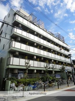 天王寺 徒歩22分 2階 1K 賃貸マンション