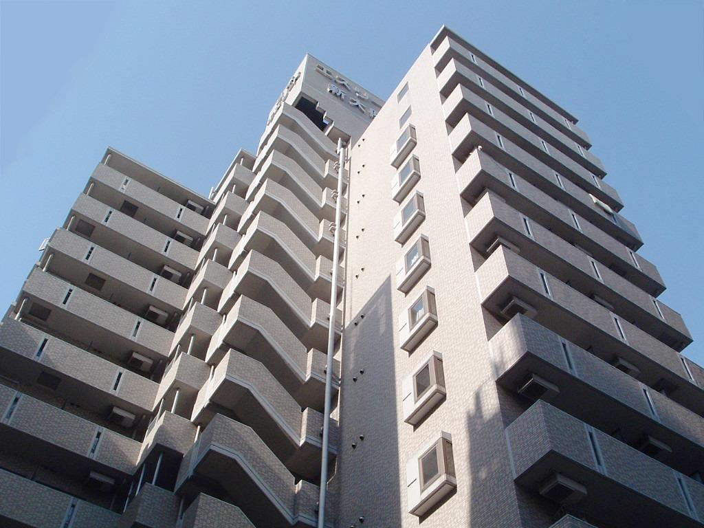 新大阪 徒歩3分1K/マンスリーリブマックス新大阪エスリード【駅3分・NET対応】
