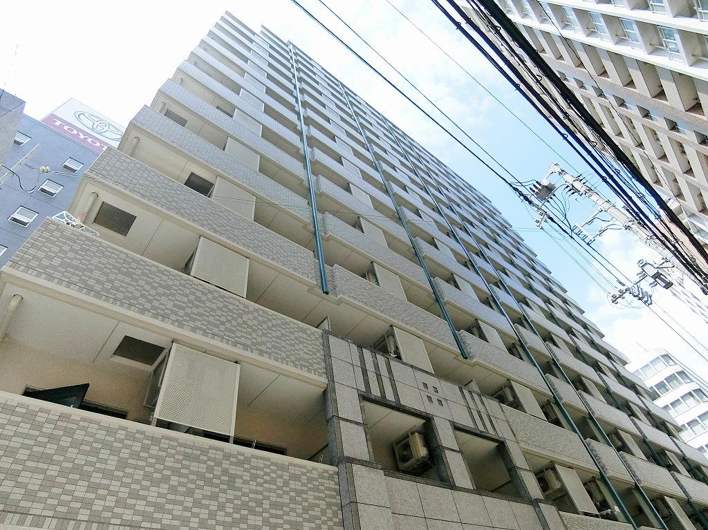 神戸三宮 徒歩9分1K/マンスリーリブマックス三宮フラワーロード【NET対応】≪スタ