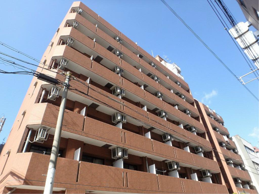 堺筋本町 徒歩2分1K/マンスリーリブマックス東本町【駅2分・NET対応】≪スタンダ