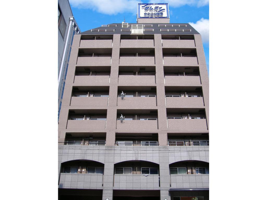 堺筋本町 徒歩11分1K/マンスリーリブマックス北浜サムティ【NET対応・洗浄機能付便
