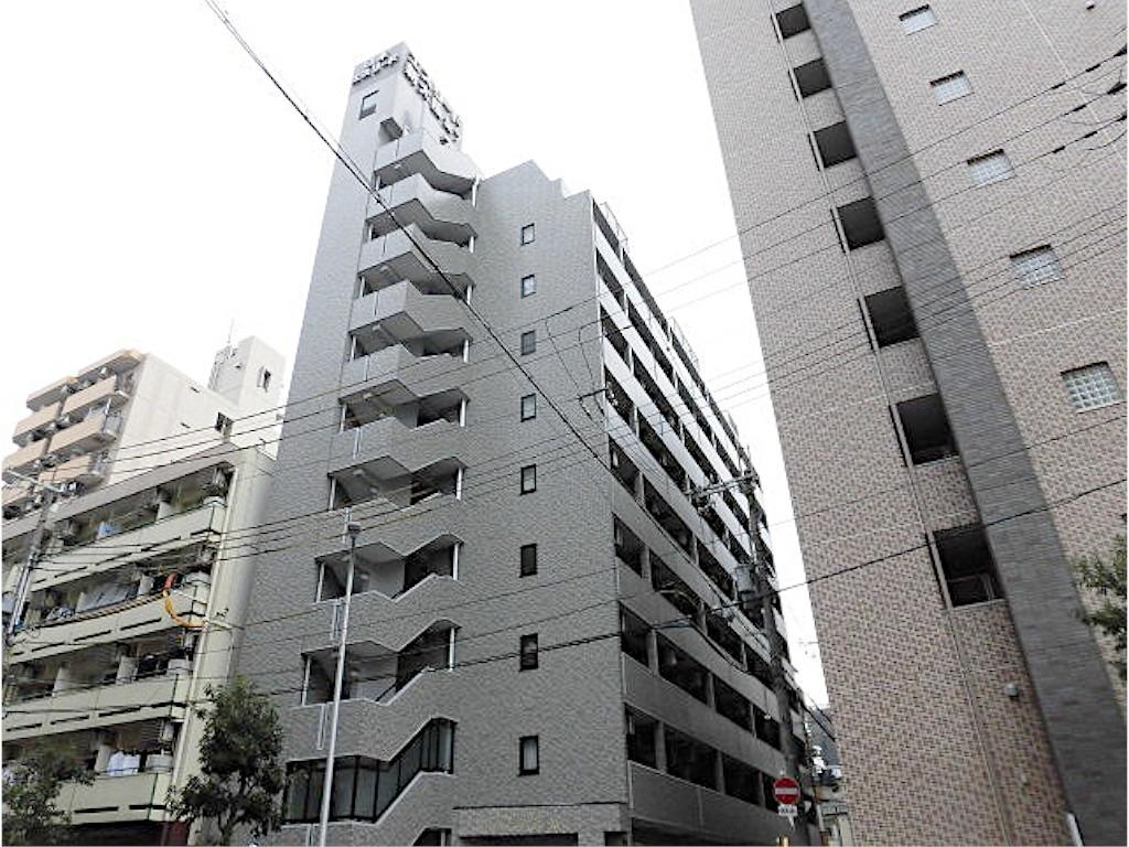 新大阪 徒歩4分1K/マンスリーリブマックス新大阪7【駅6分・UBタイプ・NET対