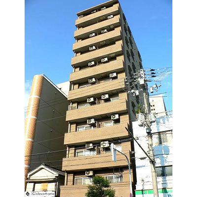 福島 徒歩9分1R/マンスリーリブマックス梅田西エクセランス【30平米・NET対