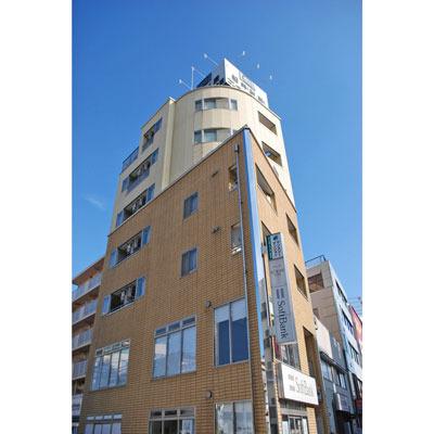 稲毛 徒歩2分1R/マンスリーリブマックス総武線快速稲毛ステーションフロント【駅
