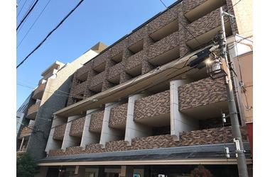 丸太町 徒歩5分1K/マンスリーリブマックス京都丸太町【NET対応】≪スマートシリ