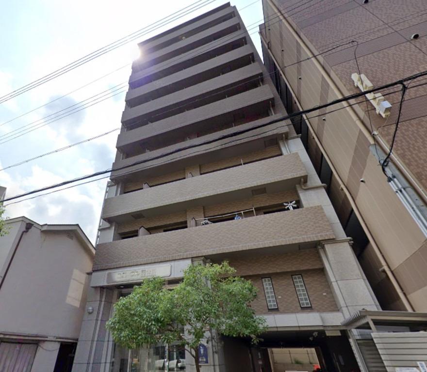 阿波座 徒歩6分1K/マンスリーリブマックス本町靱公園WEST【セミダブル・セパレ
