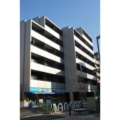 下北沢 徒歩3分1R/マンスリーリブマックス下北沢【駅3分・26㎡・ダブルベッド・