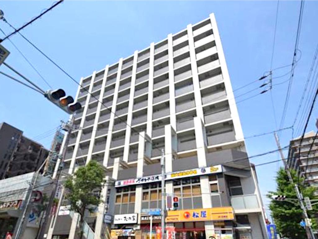 尼崎 徒歩1分1K/マンスリーリブマックスJR尼崎駅前【駅徒歩1分・NET対応・