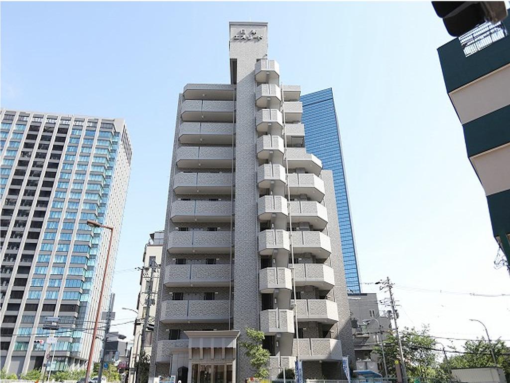 京橋 徒歩7分1K/グッドステイ京橋ビジネスパーク【ベーシック・EMネット無料】