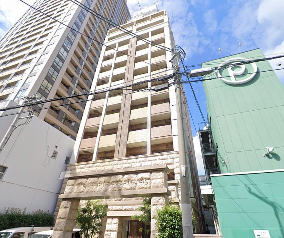 堺筋本町 徒歩4分1K/マンスリーリブマックス本町リアルシティ【NET対応・浴室乾燥