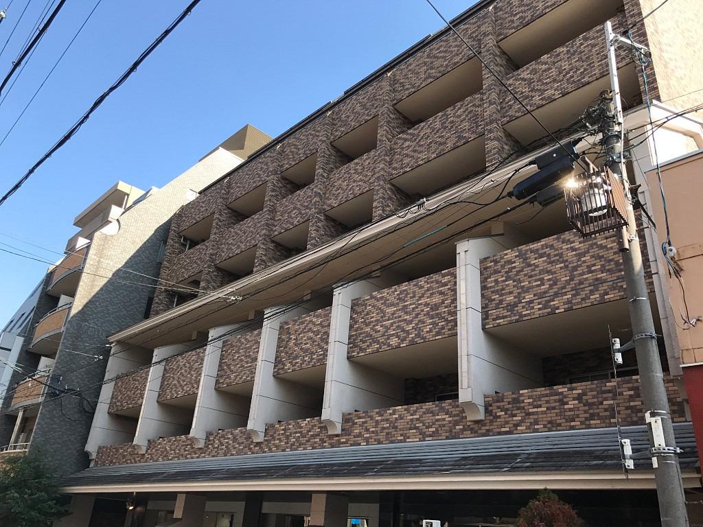 丸太町 徒歩5分1K/グッドステイ京都丸太町【ベーシック・ネット無料】【D】