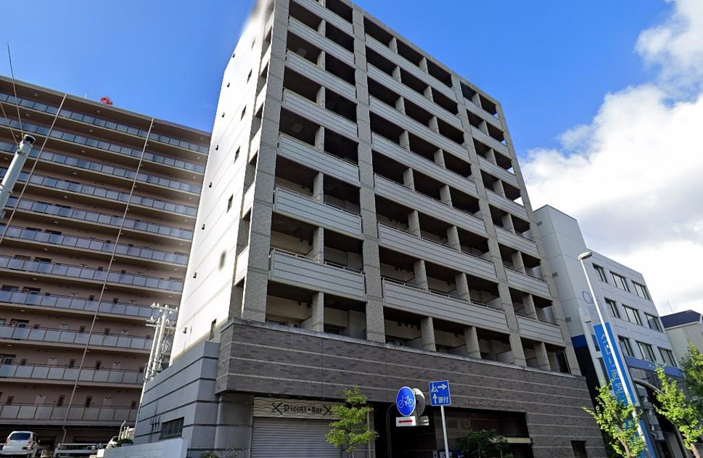 西宮 徒歩3分1K/マンスリーリブマックス阪神西宮駅前【NET対応・洗浄機能付便