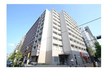 新大阪 徒歩9分1K/グッドステイ新大阪北キャッスル【ライト・駅3分・ネット無料】