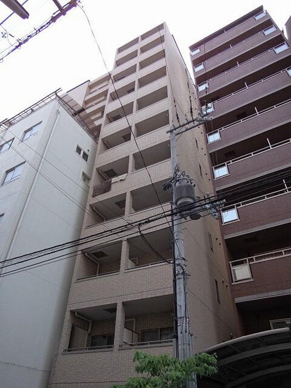 烏丸御池 徒歩3分1K/マンスリーリブマックス京都烏丸御池駅前ロードサイド【NET対