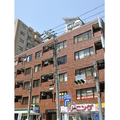 横浜 徒歩8分1R/マンスリーリブマックス横浜ステーションWEST【28㎡・独立