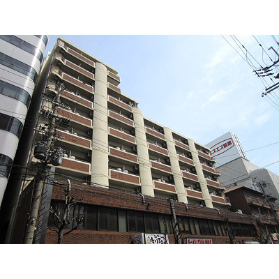 江坂 徒歩2分1DK/マンスリーリブマックス江坂駅前東2nd【UB・NET対応・駅