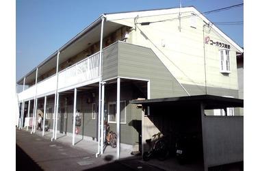コーポラス龍野 1階 3DK 賃貸アパート