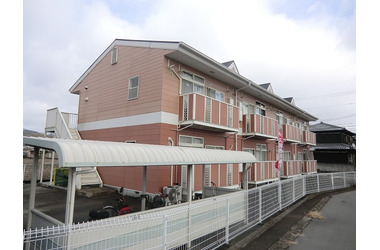 エスポワールドミール 1階 2DK 賃貸アパート