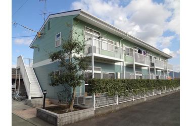 岩崎ハイツ 1階 2DK 賃貸アパート