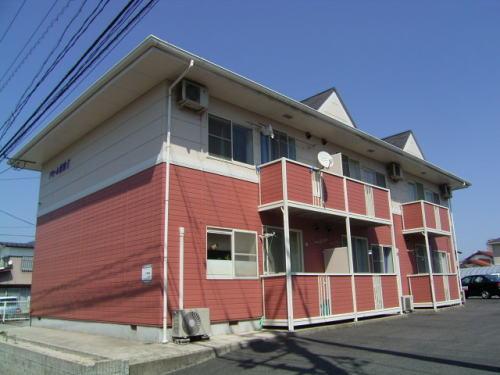ドミ-ル板倉Ⅱ 2階 2DK 賃貸アパート