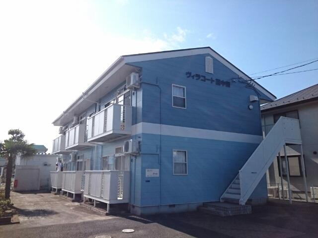 ヴィラコート西中田 2階 2DK 賃貸アパート