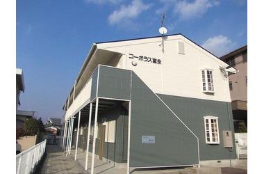コーポラス富永 2階 2DK 賃貸アパート