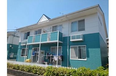 エスポアヒルズⅡ 2階 3DK 賃貸アパート