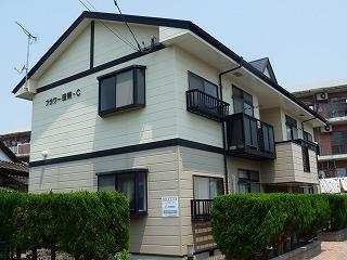 フラワ-田熊C 賃貸アパート